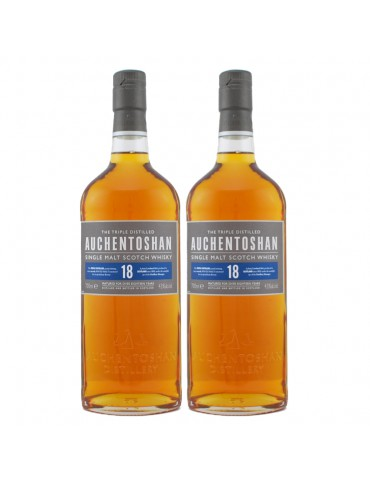 (CNY BUNDLE OF 2) AUCHENTOSHAN 18 YRS