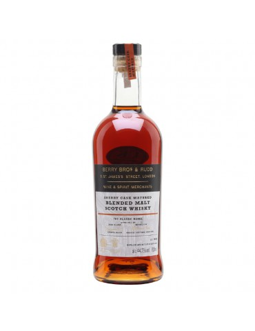BERRY BROS. & RUDD CLASSIC SHERRY CASK BLENDED