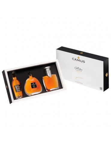 CAMUS 3 IN 1 SET COLLECTION VSOP/XO/EXTRA ELGANCE