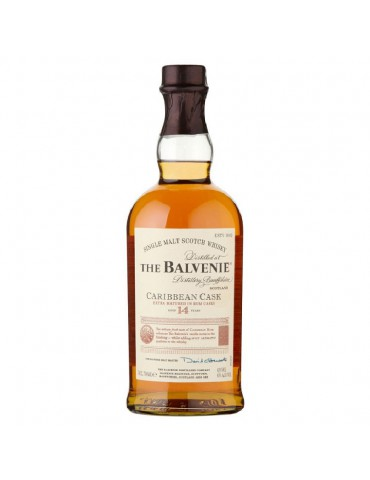 WHS - THE BALVENIE CARIBBEAN CASK 14 YEARS (BUNDLE OF 7)