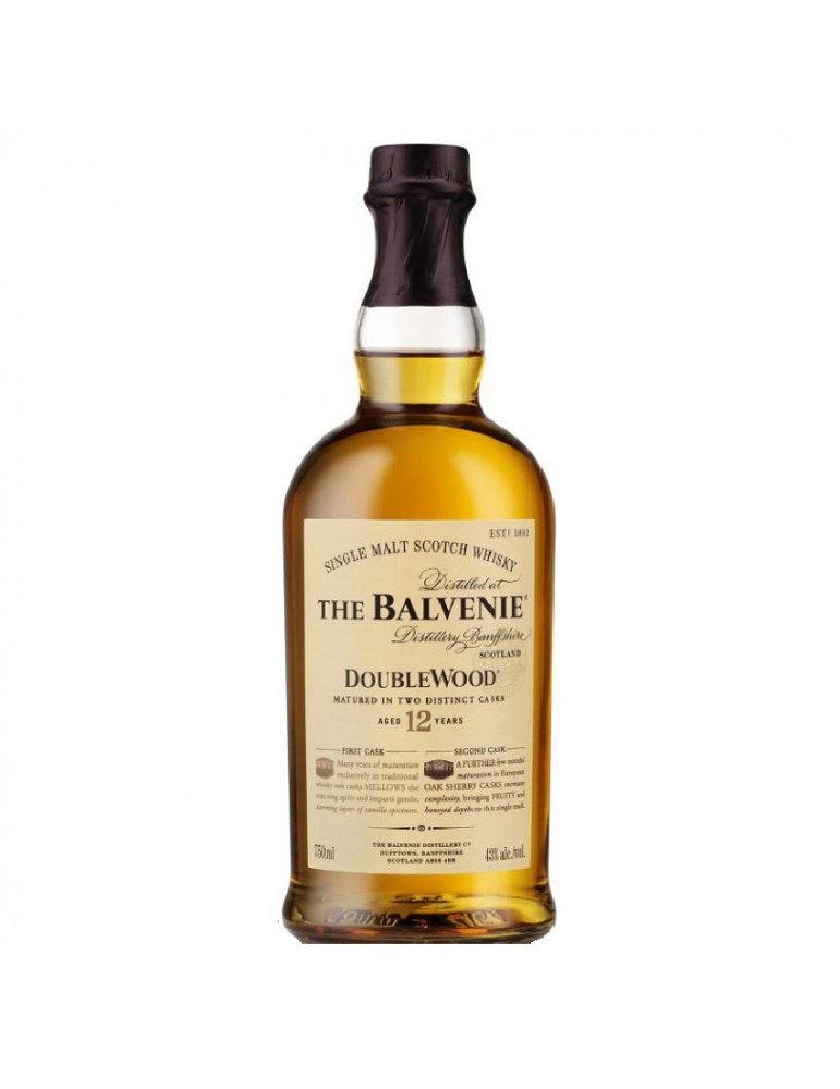 THE BALVENIE DOUBLEWOOD 12 YEARS