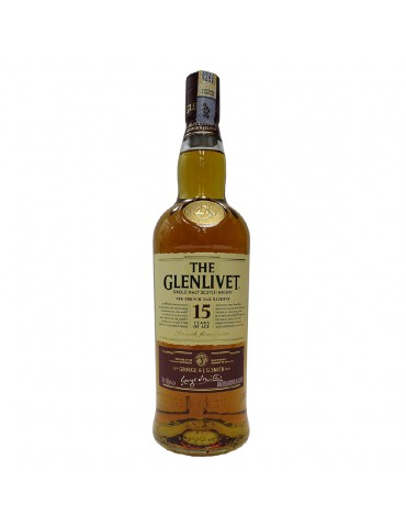 THE GLENLIVET 15 YEARS