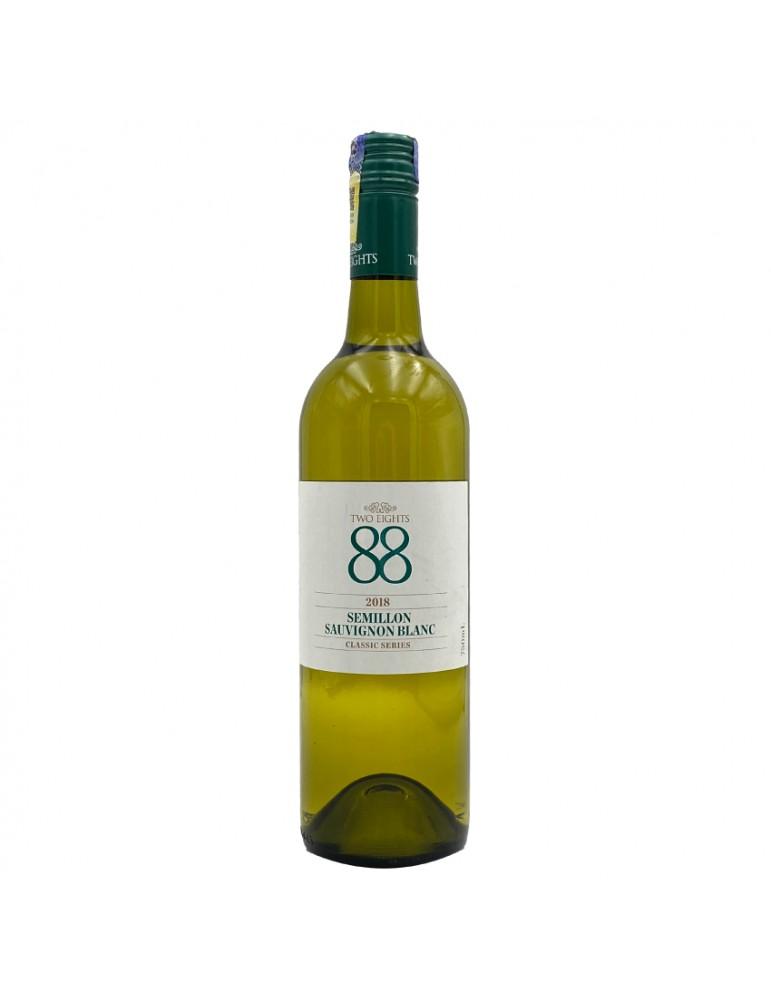 TWO EIGHTS CLASSICS SEMILLION SAUVIGNON BLANC